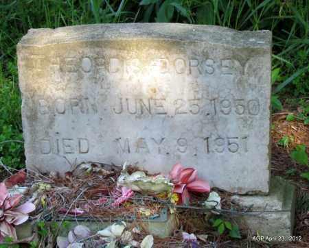 DORSEY, THEORDIS - St. Francis County, Arkansas   THEORDIS DORSEY - Arkansas Gravestone Photos