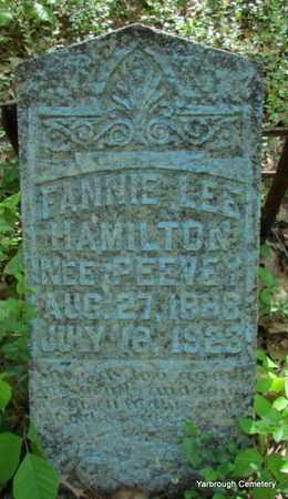 HAMILTON, FANNIE LEE - St. Francis County, Arkansas | FANNIE LEE HAMILTON - Arkansas Gravestone Photos