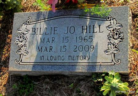 HILL, BILLIE JO - St. Francis County, Arkansas | BILLIE JO HILL - Arkansas Gravestone Photos