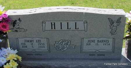 HILL, JIMMY LEE - St. Francis County, Arkansas | JIMMY LEE HILL - Arkansas Gravestone Photos