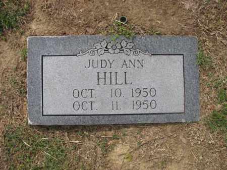 HILL, JUDY ANN - St. Francis County, Arkansas   JUDY ANN HILL - Arkansas Gravestone Photos