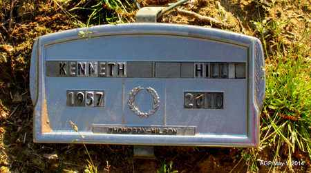 HILL, KENNETH - St. Francis County, Arkansas   KENNETH HILL - Arkansas Gravestone Photos