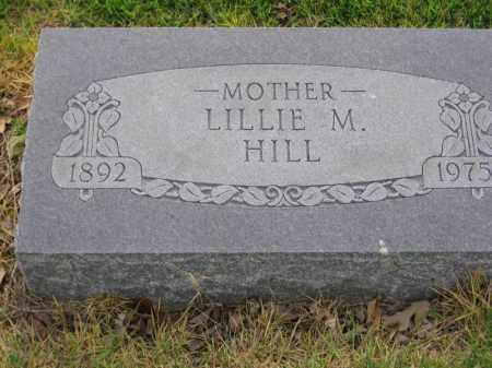 HILL, LILLIE M. - St. Francis County, Arkansas | LILLIE M. HILL - Arkansas Gravestone Photos