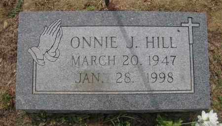 HILL, ONNIE J - St. Francis County, Arkansas | ONNIE J HILL - Arkansas Gravestone Photos