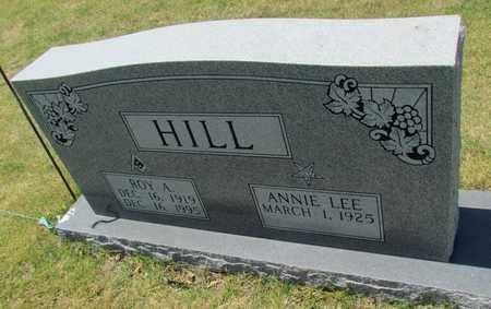 HILL, ROY A - St. Francis County, Arkansas | ROY A HILL - Arkansas Gravestone Photos