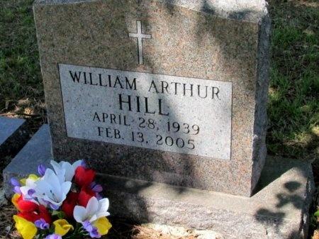 HILL, WILLIAM ARTHUR - St. Francis County, Arkansas | WILLIAM ARTHUR HILL - Arkansas Gravestone Photos