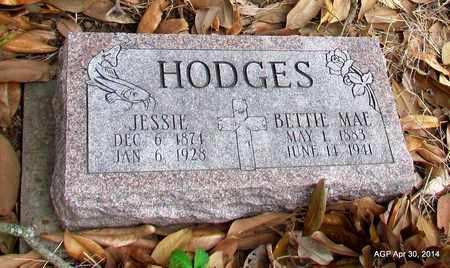 HODGES, JESSIE - St. Francis County, Arkansas   JESSIE HODGES - Arkansas Gravestone Photos