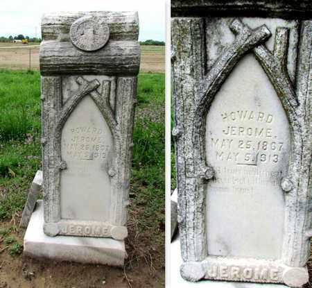 JEROME, HOWARD - St. Francis County, Arkansas | HOWARD JEROME - Arkansas Gravestone Photos
