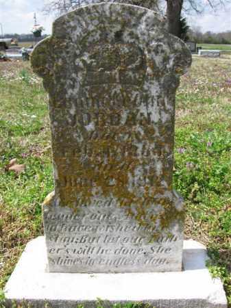 JORDAN, LEANNA LEONE - St. Francis County, Arkansas   LEANNA LEONE JORDAN - Arkansas Gravestone Photos