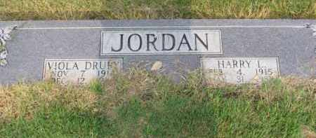 JORDAN, VIOLA - St. Francis County, Arkansas | VIOLA JORDAN - Arkansas Gravestone Photos