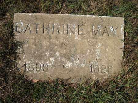 MAY, CATHERINE - St. Francis County, Arkansas | CATHERINE MAY - Arkansas Gravestone Photos