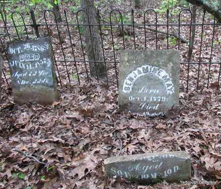 MAY, FAMILY PLOT (OVERVIEW) - St. Francis County, Arkansas | FAMILY PLOT (OVERVIEW) MAY - Arkansas Gravestone Photos