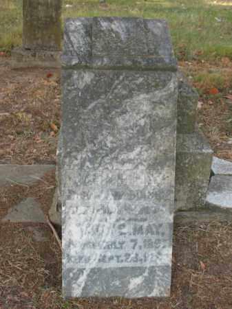 MAY, JOHN D - St. Francis County, Arkansas | JOHN D MAY - Arkansas Gravestone Photos