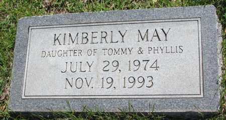 MAY, KIMBERLY - St. Francis County, Arkansas | KIMBERLY MAY - Arkansas Gravestone Photos