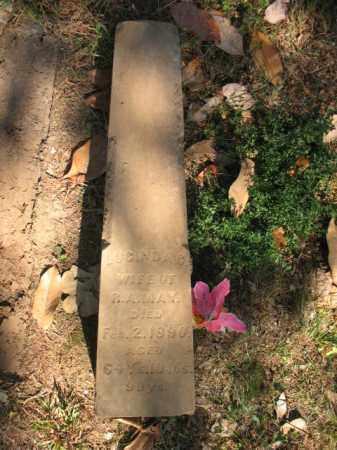MAY, LUCINDA C - St. Francis County, Arkansas | LUCINDA C MAY - Arkansas Gravestone Photos