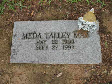MAY, MEDA - St. Francis County, Arkansas | MEDA MAY - Arkansas Gravestone Photos