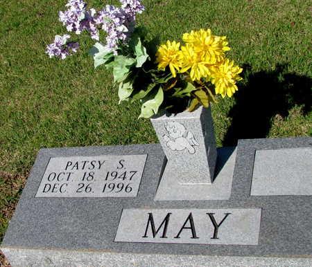 MAY, PATSY S - St. Francis County, Arkansas | PATSY S MAY - Arkansas Gravestone Photos