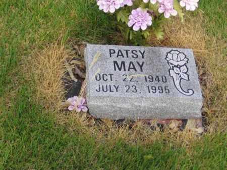 MAY, PATSY - St. Francis County, Arkansas   PATSY MAY - Arkansas Gravestone Photos