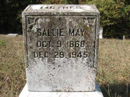 MAY, SALLIE A - St. Francis County, Arkansas | SALLIE A MAY - Arkansas Gravestone Photos