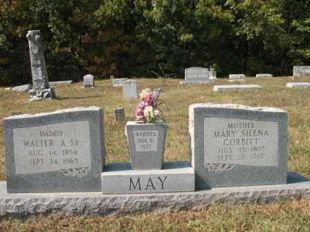 MAY, MARY SILENA - St. Francis County, Arkansas | MARY SILENA MAY - Arkansas Gravestone Photos