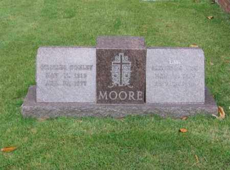 MOORE, CHARLES CONLEY - St. Francis County, Arkansas | CHARLES CONLEY MOORE - Arkansas Gravestone Photos