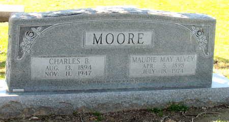 MOORE, MAUDIE MAY - St. Francis County, Arkansas   MAUDIE MAY MOORE - Arkansas Gravestone Photos
