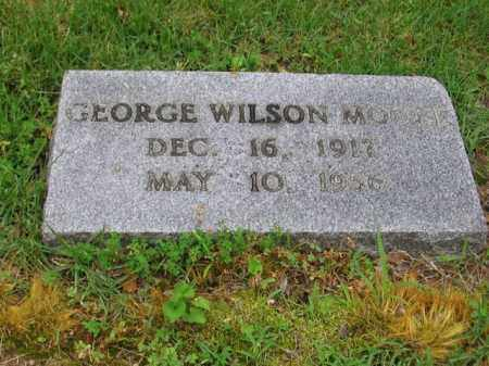 MOORE, GEORGE WILSON - St. Francis County, Arkansas | GEORGE WILSON MOORE - Arkansas Gravestone Photos