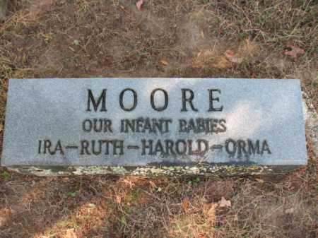 MOORE, ORMA - St. Francis County, Arkansas | ORMA MOORE - Arkansas Gravestone Photos