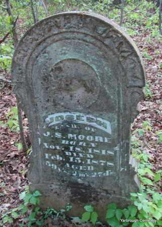 MOORE, JOSEPH - St. Francis County, Arkansas | JOSEPH MOORE - Arkansas Gravestone Photos