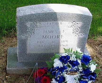 MOORE, JAMES E - St. Francis County, Arkansas | JAMES E MOORE - Arkansas Gravestone Photos