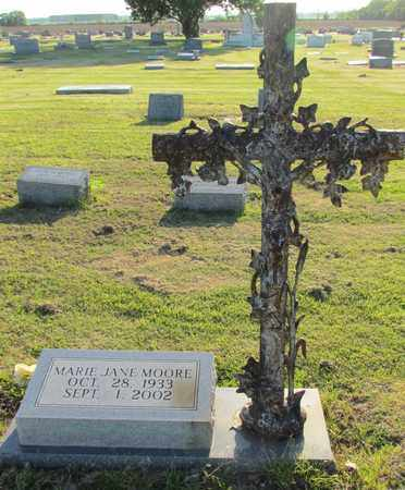 MOORE, MARIE JANE - St. Francis County, Arkansas | MARIE JANE MOORE - Arkansas Gravestone Photos