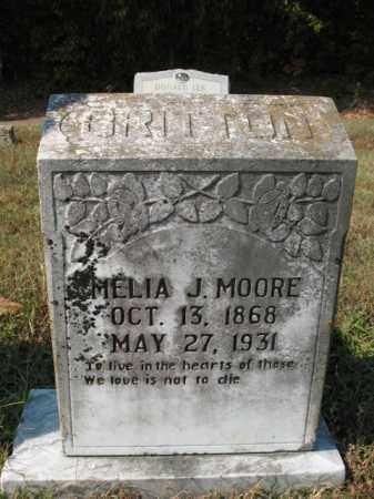 MOORE, MELIA J - St. Francis County, Arkansas   MELIA J MOORE - Arkansas Gravestone Photos