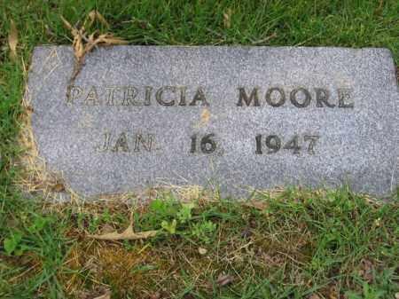 MOORE, PATRICIA - St. Francis County, Arkansas | PATRICIA MOORE - Arkansas Gravestone Photos