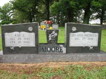 MOORE, RAY L - St. Francis County, Arkansas | RAY L MOORE - Arkansas Gravestone Photos