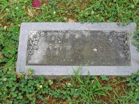 MOORE, ROSA I - St. Francis County, Arkansas   ROSA I MOORE - Arkansas Gravestone Photos