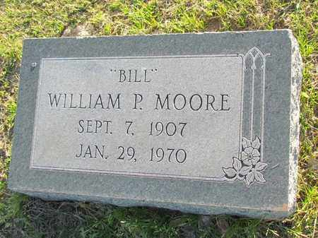 "MOORE, WILLIAM PATTEN ""BILL"" - St. Francis County, Arkansas 