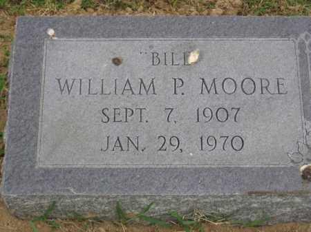 MOORE, WILLIAM P. - St. Francis County, Arkansas   WILLIAM P. MOORE - Arkansas Gravestone Photos