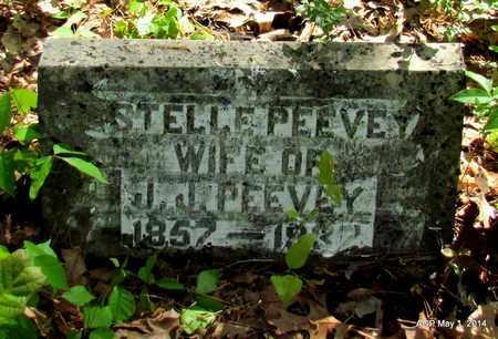 PEEVEY, STELLE - St. Francis County, Arkansas | STELLE PEEVEY - Arkansas Gravestone Photos