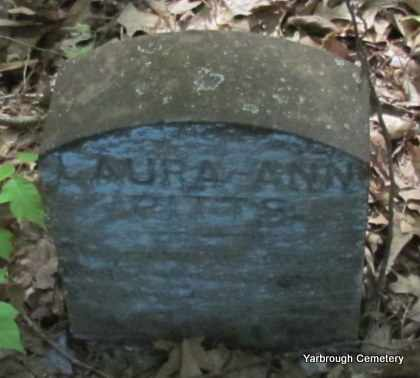 PITTS, LAURA ANN - St. Francis County, Arkansas | LAURA ANN PITTS - Arkansas Gravestone Photos