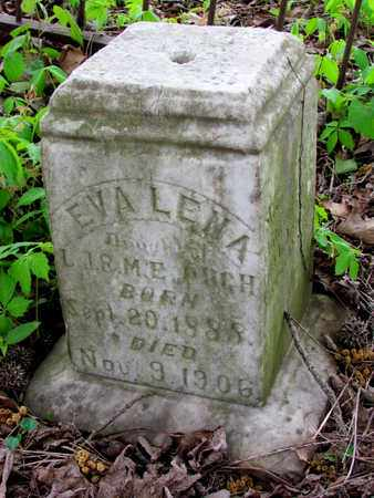 PUGH, EVA LENA - St. Francis County, Arkansas | EVA LENA PUGH - Arkansas Gravestone Photos