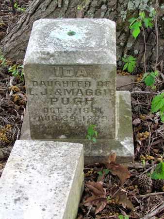 PUGH, IDA - St. Francis County, Arkansas | IDA PUGH - Arkansas Gravestone Photos