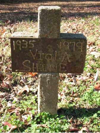 SHINE, VIOLA - St. Francis County, Arkansas | VIOLA SHINE - Arkansas Gravestone Photos