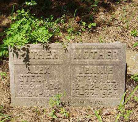 STEGALL, ALEX - St. Francis County, Arkansas | ALEX STEGALL - Arkansas Gravestone Photos