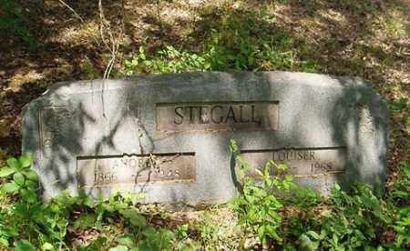 STEGALL, LOUISER - St. Francis County, Arkansas   LOUISER STEGALL - Arkansas Gravestone Photos