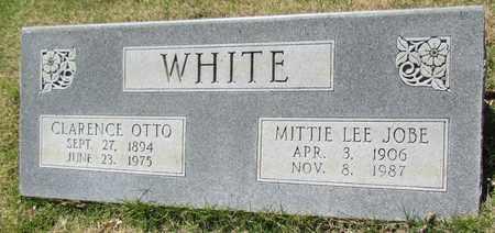 WHITE, CLARENCE OTTO - St. Francis County, Arkansas | CLARENCE OTTO WHITE - Arkansas Gravestone Photos
