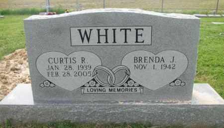 WHITE, CURTIS R - St. Francis County, Arkansas | CURTIS R WHITE - Arkansas Gravestone Photos