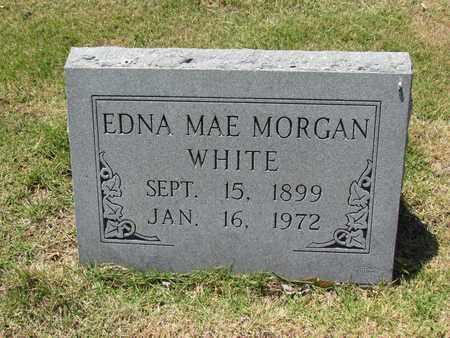 WHITE, EDNA MAE - St. Francis County, Arkansas   EDNA MAE WHITE - Arkansas Gravestone Photos