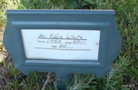 WHITE, EDDIE - St. Francis County, Arkansas   EDDIE WHITE - Arkansas Gravestone Photos