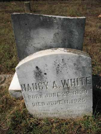 WHITE, NANCY A - St. Francis County, Arkansas | NANCY A WHITE - Arkansas Gravestone Photos