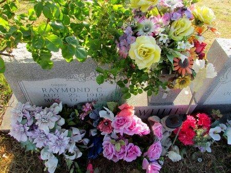 WHITE, RAYMOND C. - St. Francis County, Arkansas | RAYMOND C. WHITE - Arkansas Gravestone Photos